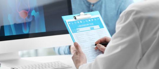 médicale en urologie